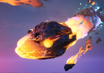 Fortnite – Meteor