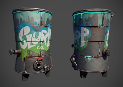Fortnite – Slurp Factory