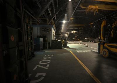 COD AW Sentinel Base