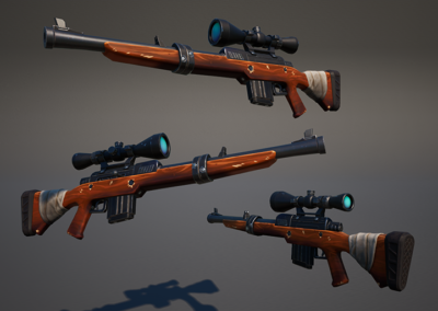 Fortnite – Bolt Action Rifle